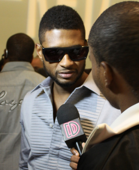 Usher And His Wife Are Getting A Divorce