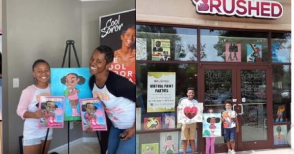 Black Female Owned Business Entrepreneur Thrives Despite Pandemic