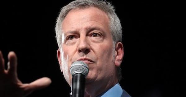 Mayor De Blasio Is Soft-pedaling on NYPD Reforms--NY Black Lives Matter Says
