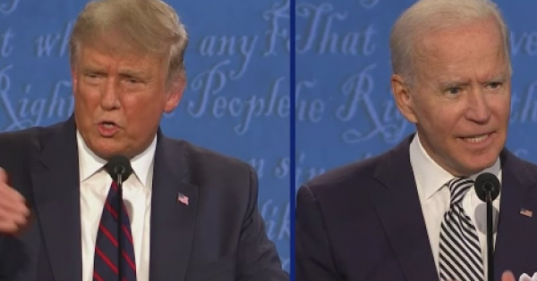 Biden vs. Trump: 10 Questions That Should've Been Asked During Thursday's Presidential Debate