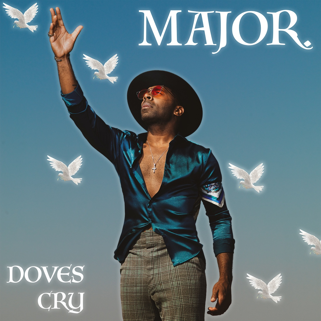 """New Music: Major Releases New Single 'Doves Cry"""""""