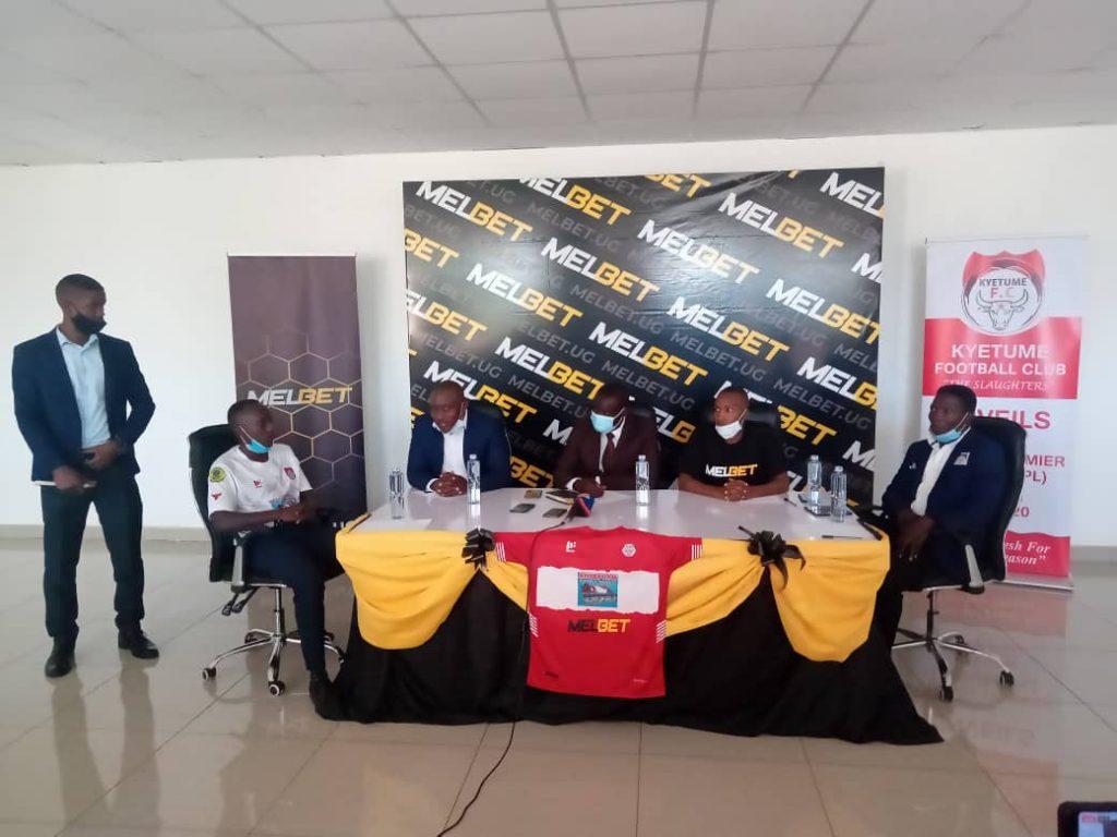 MELBET Takes on Sponsorship of Kyetume FC