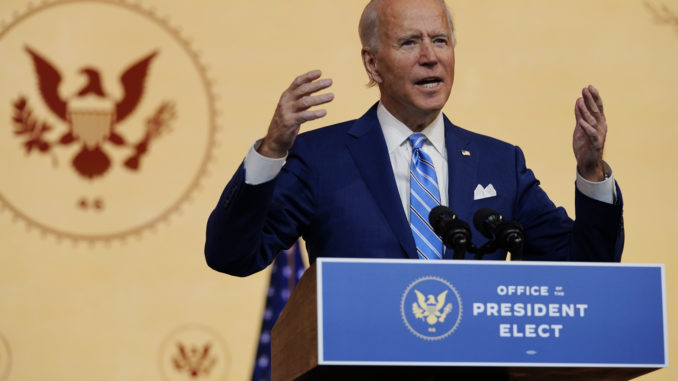 Biden's Initial Appointments Ignore American Black Male Candidates