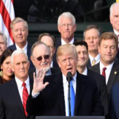 Trump's Republican Party: Profiles in Cowardice and Corruption