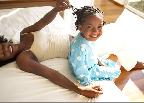 How To Teach Your Daughter To Care For Her Own Hair