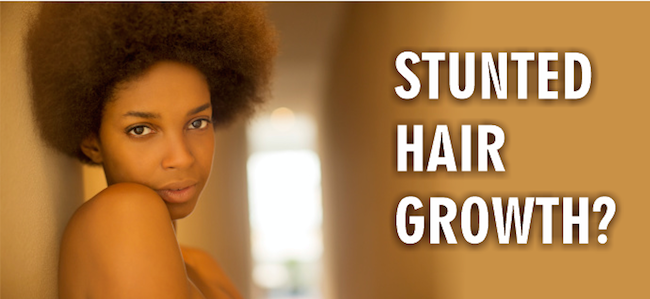 10 Reasons Your Hair Growth Is Stunted And What To Do About It