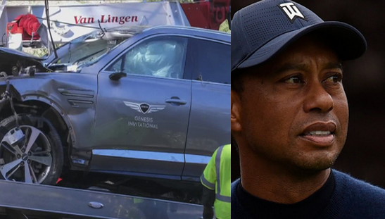 The NY Post Criticized For Speaking on Tiger Woods' Relationships After Accident