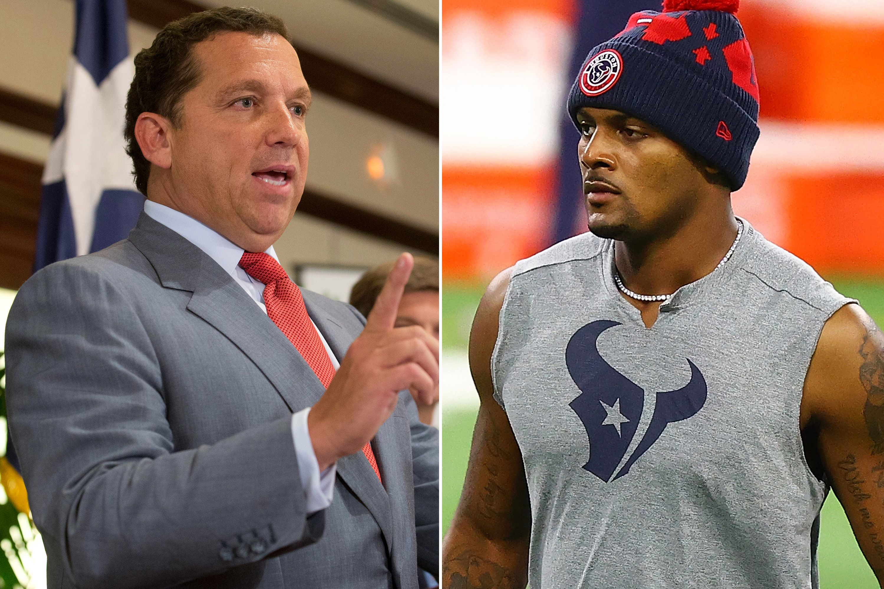 Tony Buzbee Asks Why Hasn't Deshaun Watson Denied Getting 150 Massages From IG Ladies, Being Naked in The Massages or That He Wanted Happy Endings