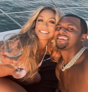 Jilly Anais Sticking With Deshaun Watson Even After He Cheated on Her With Multiple Unlicensed Massage Therapists