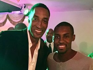 Scottie Pippen's Son Antron Passes Away at the Age of 33