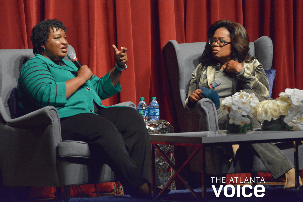 Stacey Abrams navigates voting law fight with eye on 2022