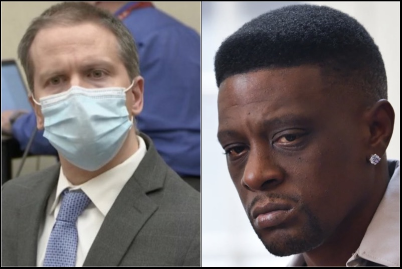 Lil Boosie Says He Would Have Sent Men to Have Sex With Derek Chauvin if He Was in Jail in Louisiana