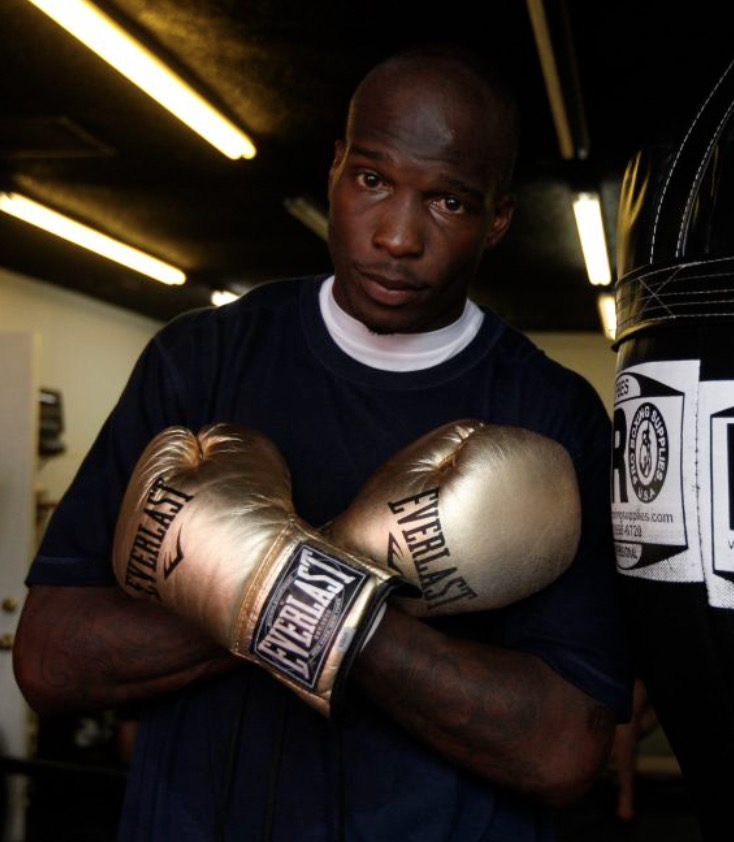 Chad Johnson To Fight on The Floyd Mayweather-Logan Paul Undercard