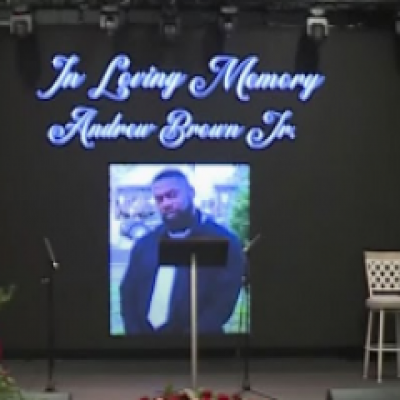 Police Murder Victim Andrew Brown Laid to Rest, Sharpton: Release Bodycam