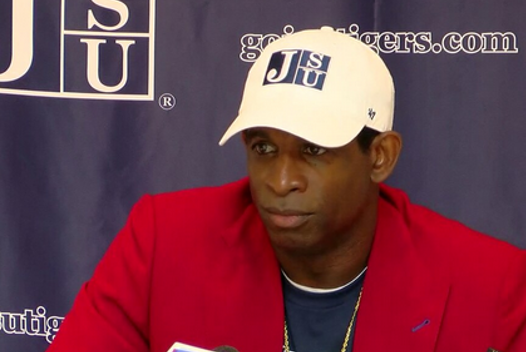 Deion Sanders Calls Out NFL For Passing Up HBCU Athletes In NFL Draft