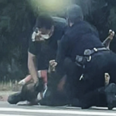 NAACP Denounces Brutal Police Beating of Homeless Black Man