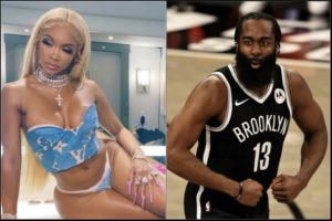 James Harden Sent Saweetie $100k to Go on Date With Him