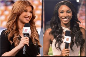 Maria Taylor is Officially Leaving ESPN and Likely Headed to NBC After Rachel Nichols Controversy