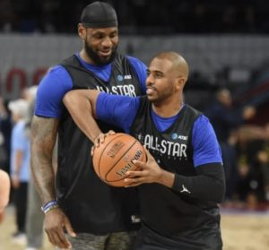 Here are Chris Paul's Options For Next Season & How He Could Team Up With LeBron