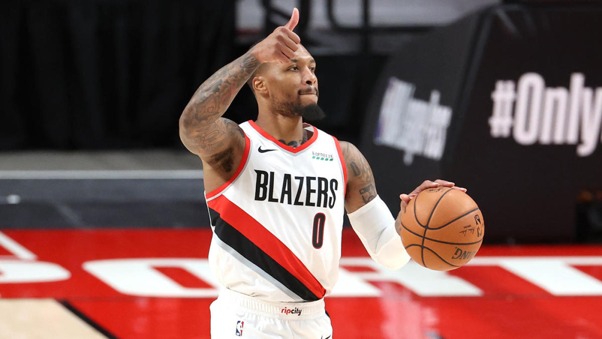 Which Five Teams Have Reportedly Been Contacting Blazers About Possible Damian Lillard Trade