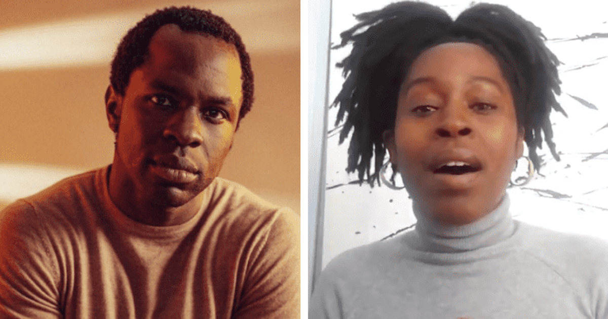 """""""The Wire"""" Actor Gbenga Akinnagbe Has Journalist Lola Adesioye Arrested For Touching His Butt Without Consent"""