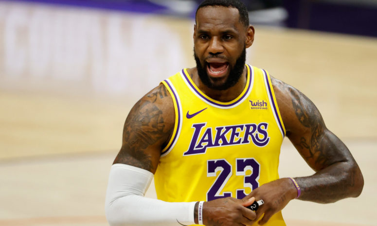 LeBron James Surpasses $1 Billion In Career Earnings; Becomes First Active NBA Player To Make History