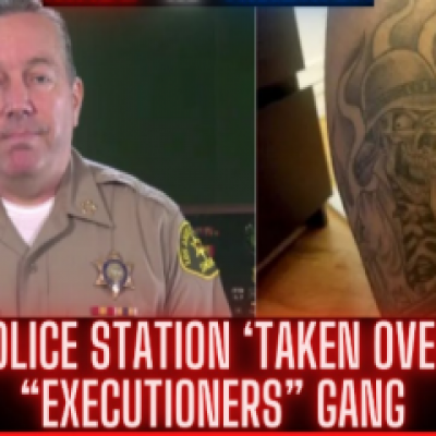 """Rep. Waters: Whistleblower Deputy Says Police Gang Named """"Executioners"""" Operating Within Los Angeles Sheriff's Department"""