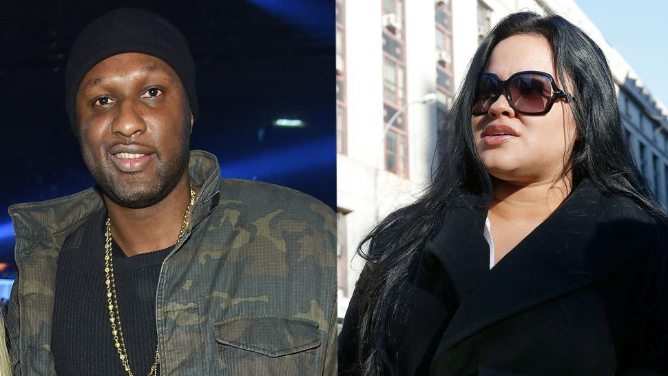 Lamar Odom Ordered to Pay $400k in Back Child Support For His Grown Kids and Get a $1 Million Life Insurance Policy That Pays Out to His Baby Mama Liza Morales