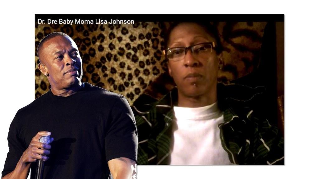 Lisa Johnson – Dr. Dre Baby Mama, LaTanya Young