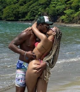 Deshaun Watson's Girlfriend Jilly Anais Wishes Him a Happy Birthday; Watson and Anais Were in Costa Rica While Texans Were Defeating the Jags