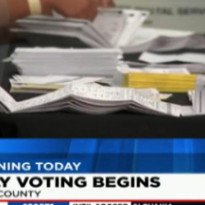 Georgia: Election Workers Accused Of Shredding Voter Applications Fired