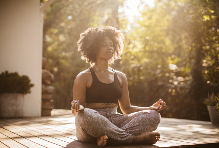 Woman Opens Black-Owned Yoga Studio In NYC While Homeless - Travel Noire