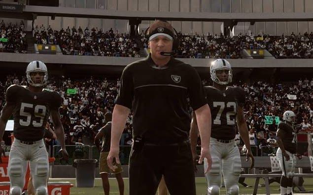 EA is Banning Jon Gruden From Madden 22