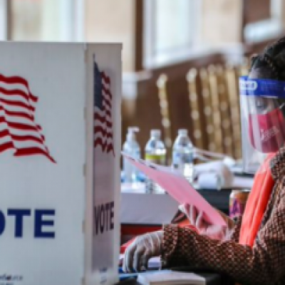 Georgia: Early Voting Begins For Mayors And City Councils