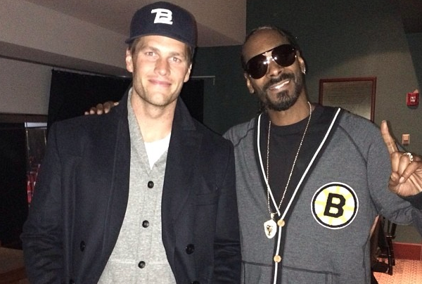 Snoop Dogg Had Strippers Dance For Tom Brady's 11-Year-Old Son